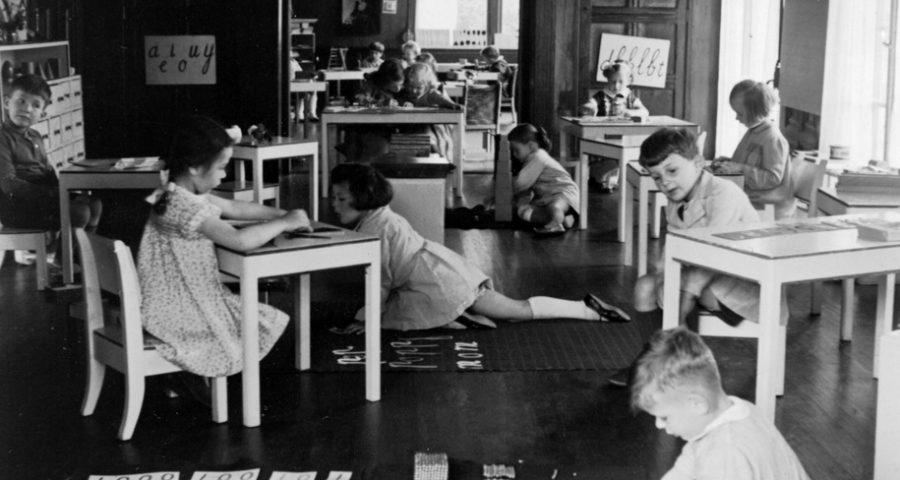 vintage montessori method