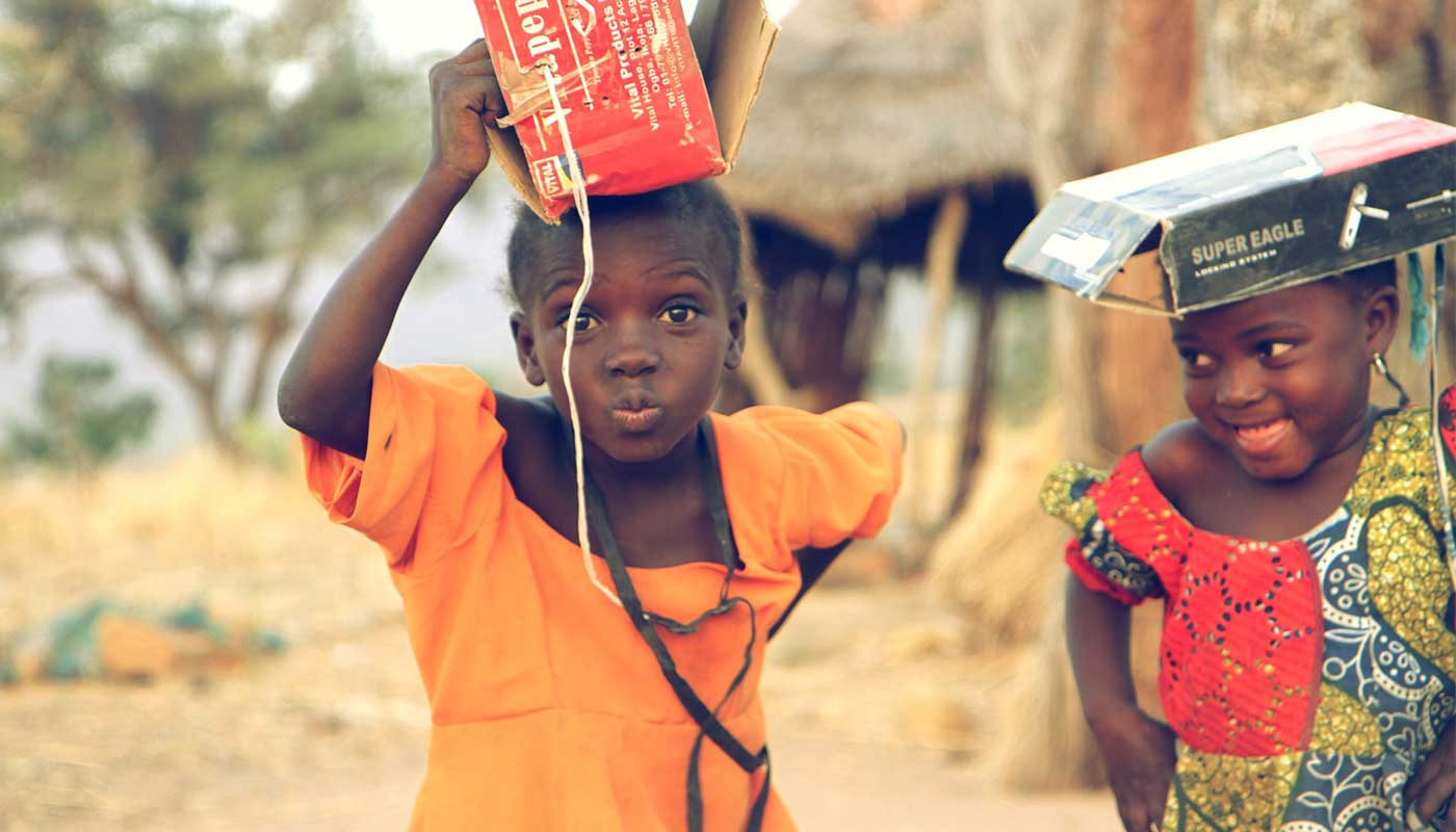 Ending poverty in Africa