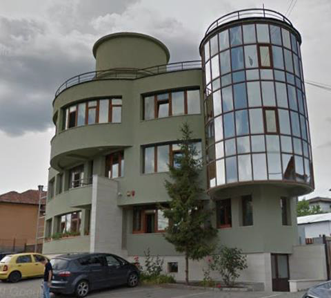 Cladirea Creșa Montessori Cluj din CLuj Napoca, str. Becas nr. 20-22
